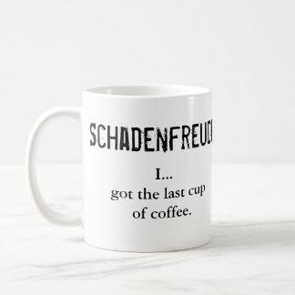 Schadenfreude vs Glückschmerz Coffee Mug