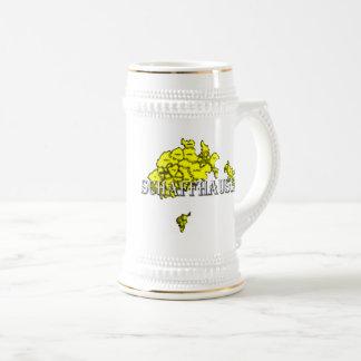 Schaffhousen Beer Stein
