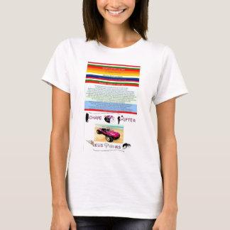 SCHAPE SHIFTER KUSTOMS T-Shirt