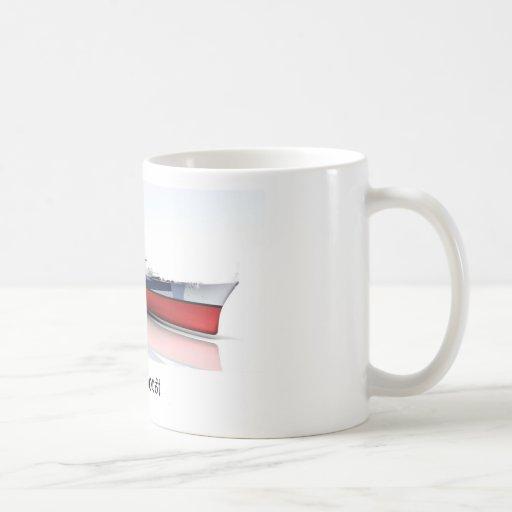Scharnhorst Mug