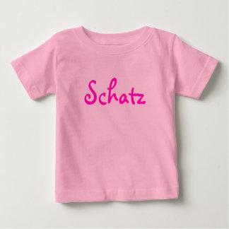 Schatz - German for Sweetheart Baby T-Shirt