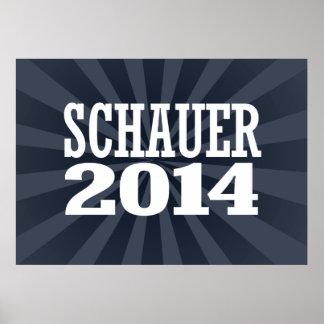 SCHAUER 2014 POSTERS