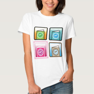 Schedule Icon Tees