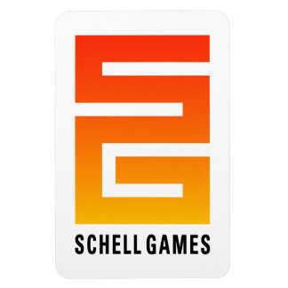 Schell Games Magnet