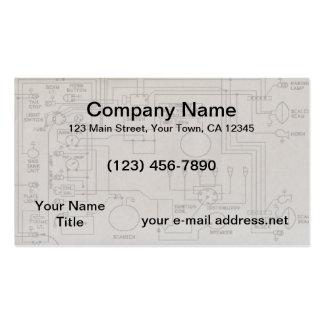 Schematics Business Card