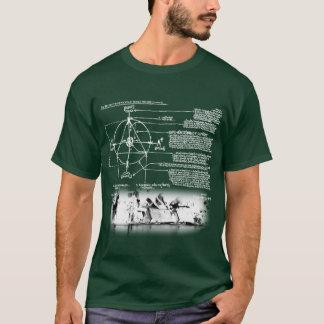 Schematics of a Faulty Machine T-Shirt