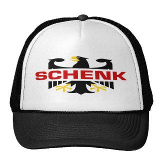 Schenk Surname Cap