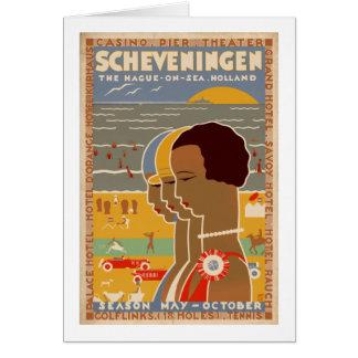 Scheveningen Card