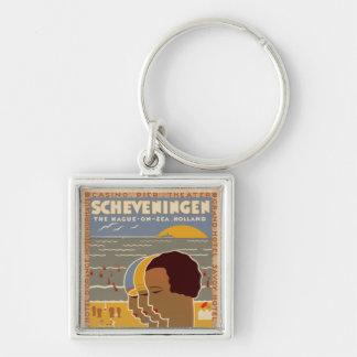 Scheveningen Key Chain