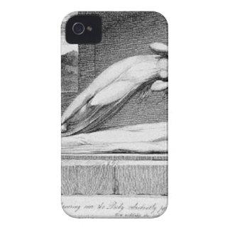 Schiavonetti - Soul leaving body Case-Mate iPhone 4 Cases