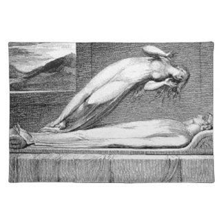Schiavonetti - Soul leaving body Placemat