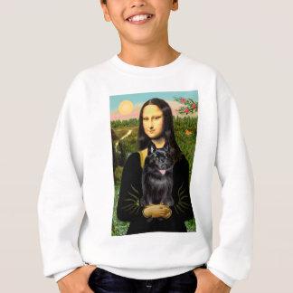 Schipperke 7 - Mona Lisa Sweatshirt