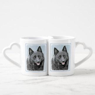 Schipperke Coffee Mug Set