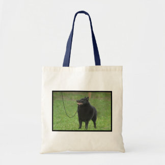 Schipperke Dog Tote Bag