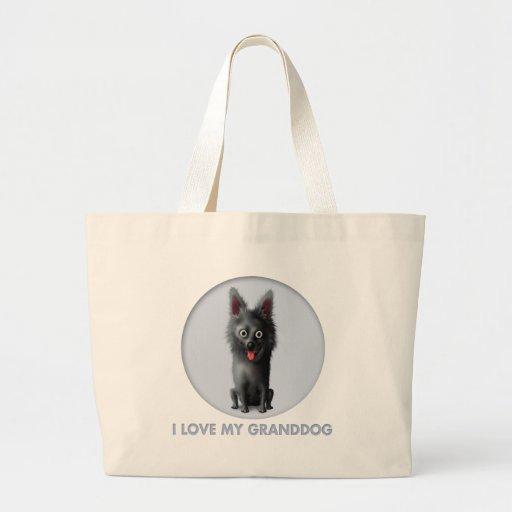 Schipperke Granddog Bag