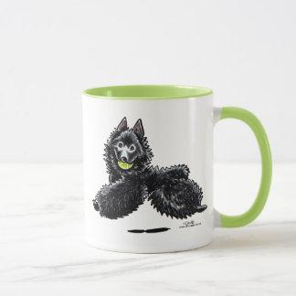 Schipperke Lets Play Mug