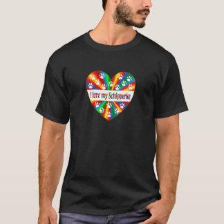 Schipperke Love T-Shirt