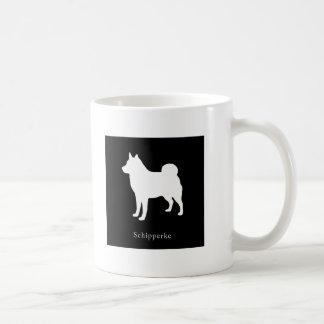 Schipperke Mug (Black Natural)