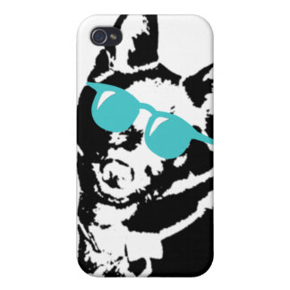 Schipperke Picture Case For iPhone 4