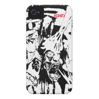 SCHiZO Dead Head iPhone 4 Case-Mate Case