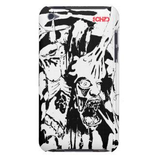 SCHiZO Dead Head iPod Case-Mate Case