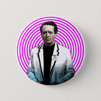 Schizoid Fan 6 Cm Round Badge