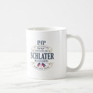 Schlater, Mississippi 50th Anniversary Mug