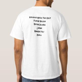 Schleever World Tour 2017 T-Shirt