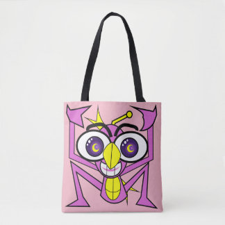 Schloggo The Saturnian Sand Crab Tote Bag