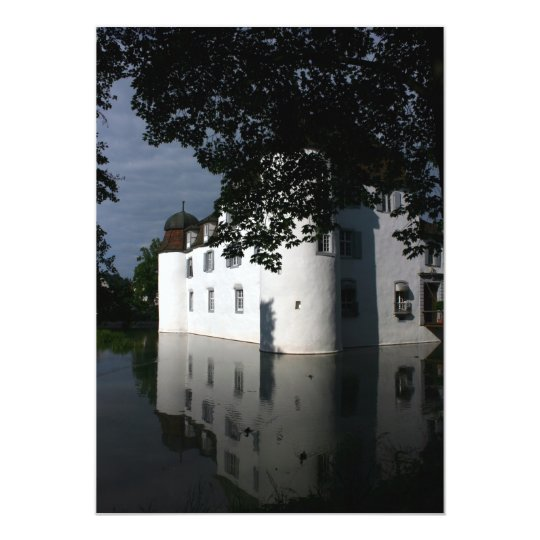 Schloss Bottmingen, Basel, Switzerland Card