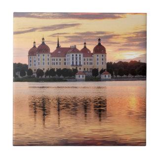 Schloss Moritzburg Ceramic Tile