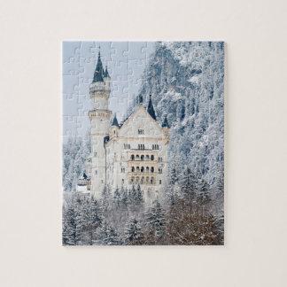 Schloss Neuschwanstein Jigsaw Puzzle
