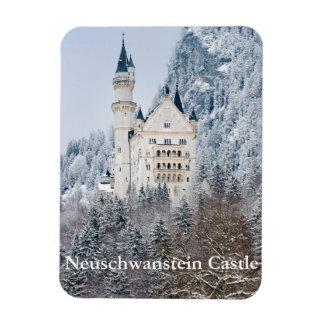 Schloss Neuschwanstein Magnet