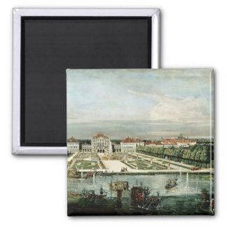 Schloss Nymphenburg, 1761 Square Magnet
