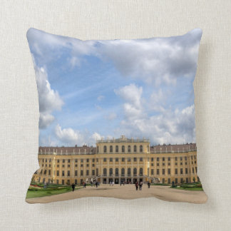 Schloss Schönbrunn Vienna Austria Cushion