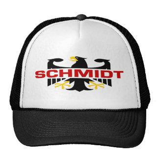 Schmidt Surname Cap