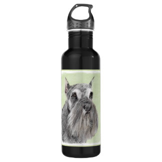 Schnauzer 710 Ml Water Bottle