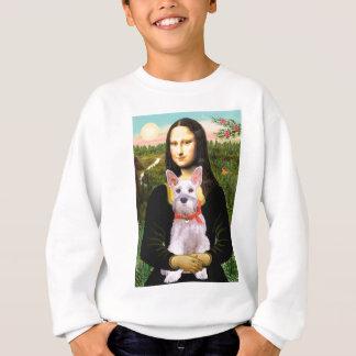 Schnauzer 9N - Mona Lisa Sweatshirt