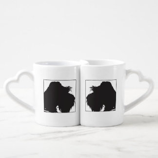 Schnauzer Coffee Mug Set