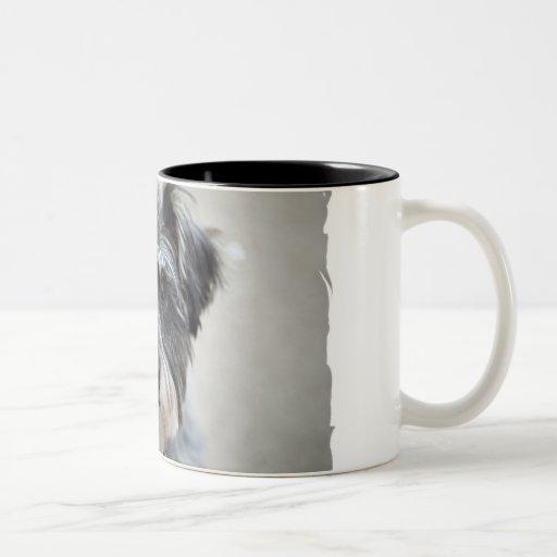 Schnauzer Dog Coffee Cup Coffee Mug