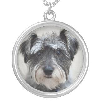 Schnauzer Dog Necklace