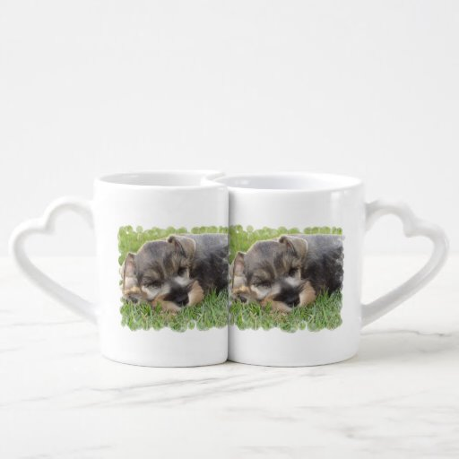 Schnauzer Dog Lovers Mug Set