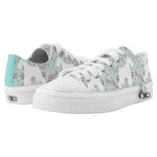 Schnauzer Flower Shoes
