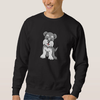 Schnauzer Gifts and Merchandise Sweatshirt