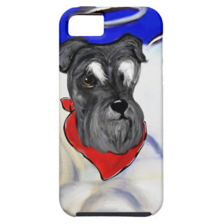 Schnauzer iPhone 5 Case