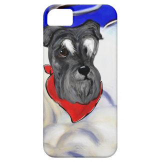 Schnauzer iPhone 5 Cover