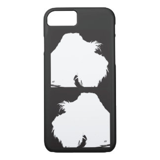 Schnauzer iPhone 8/7 Case