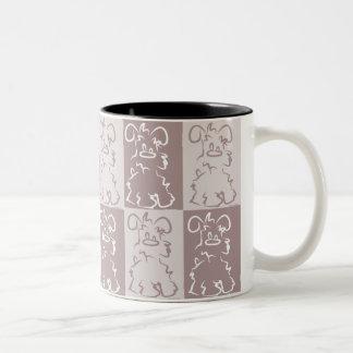 Schnauzer Love Coffee Mug