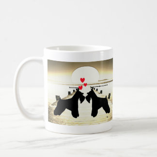 Schnauzer Love Coffee Mug