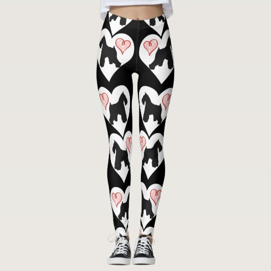 Schnauzer Lover Leggings